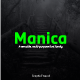 Manica Neue Sans Font - GraphicRiver Item for Sale