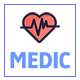 Medic | Medical PSD Template - ThemeForest Item for Sale