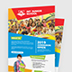 Junior School Flyer Template - GraphicRiver Item for Sale
