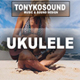 Happy Ukulele Background Uplifting Kids