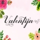 Valentijn - Romantic Font - GraphicRiver Item for Sale