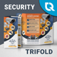 Security Trifold - GraphicRiver Item for Sale