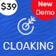 Cloaking - SEO & Digital Marketing Agency WordPress Theme - ThemeForest Item for Sale