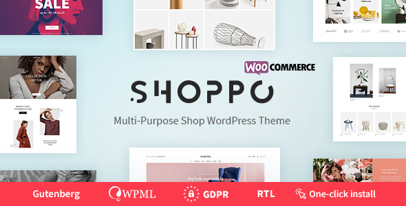 Shoppo - WooCommerce Shop Theme