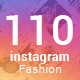 110 Fashion Instagram Post & Stories - GraphicRiver Item for Sale