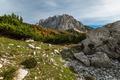 Triglav peak in Slovenia Julian Alps at autumn - PhotoDune Item for Sale