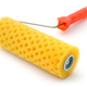 Yellow paint roller - PhotoDune Item for Sale