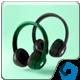 Headphones Mockup - GraphicRiver Item for Sale