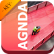 Agenda Keynote Template - GraphicRiver Item for Sale
