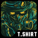 Dark Mystery T-Shirt Design - GraphicRiver Item for Sale