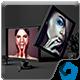 Dark Frames in Studio - GraphicRiver Item for Sale