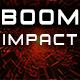 Cinematic Low Boom Impact