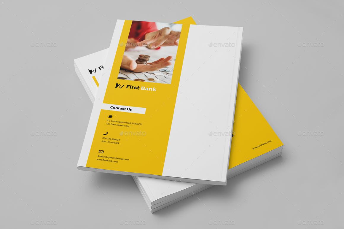 Personal Loan / Banking Brochure