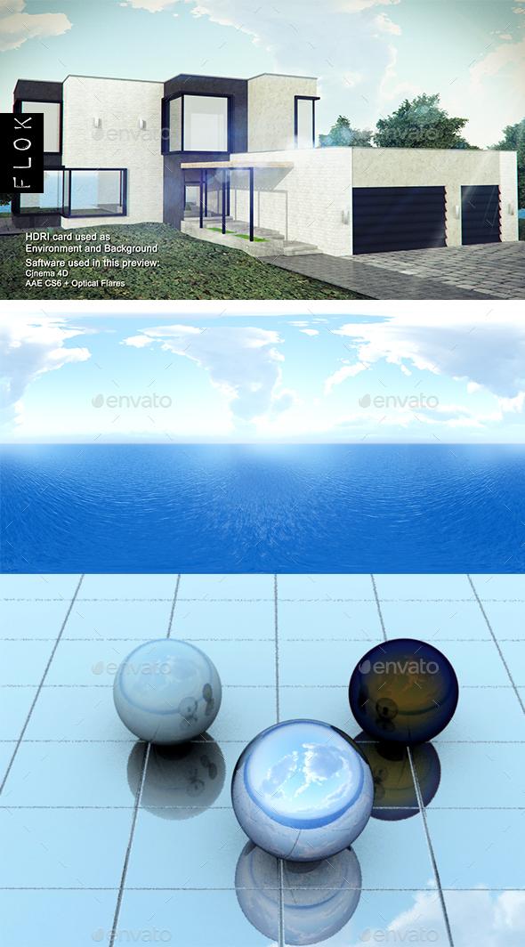 Daylight Sea 18 - 3DOcean Item for Sale