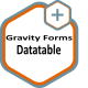 Gravity Forms jQuery Datatable - CodeCanyon Item for Sale