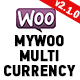 My Woo Multi Currency WordPress Plugin - CodeCanyon Item for Sale