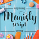 Manisly Script - GraphicRiver Item for Sale