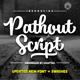 Pathout Script - GraphicRiver Item for Sale