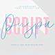Puspa Script Sans Font - GraphicRiver Item for Sale