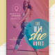 The Way She Moves Flyer Template - GraphicRiver Item for Sale