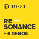 Resonance - Multi-Purpose Responsive Magento 2.2 and Magento 1 Theme - ThemeForest Item for Sale
