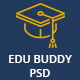 EduBuddy - Education Center PSD Template - ThemeForest Item for Sale