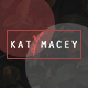 Katymacey – Personal Blog PSD Template