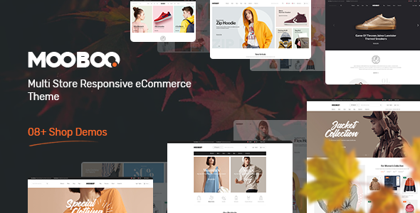 Mooboo - Fashion Theme for WooCommerce WordPress