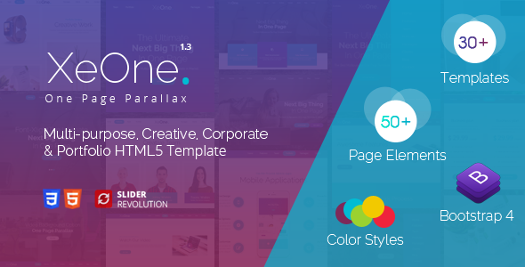 8 Best HTML Website Templates  for July 2019