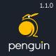 Penguin - Responsive HTML Web App Kit - ThemeForest Item for Sale