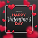 Valentines Day Instagram and Facebook Banner - GraphicRiver Item for Sale