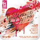 Valentine Party Flyer Template - GraphicRiver Item for Sale