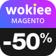 Wokiee - Multipurpose Fashion Magento Theme - ThemeForest Item for Sale