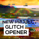 Glitch & Digital Opener - VideoHive Item for Sale