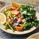 Cooked Organic Vegan Veggie Buddha Bowl - PhotoDune Item for Sale