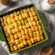 Homemade Tater Tot Hotdish Casserole - PhotoDune Item for Sale