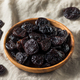 Raw Organic Dry  Prunes - PhotoDune Item for Sale