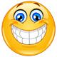 Big Smile Emoticon - GraphicRiver Item for Sale