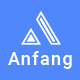 Anfang - Agency, Startup and SaaS Template - ThemeForest Item for Sale