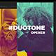 Duotone Opener Slideshow - VideoHive Item for Sale