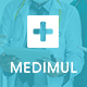 Medimul - Multi-Purpose Medical Health WordPress Theme - ThemeForest Item for Sale