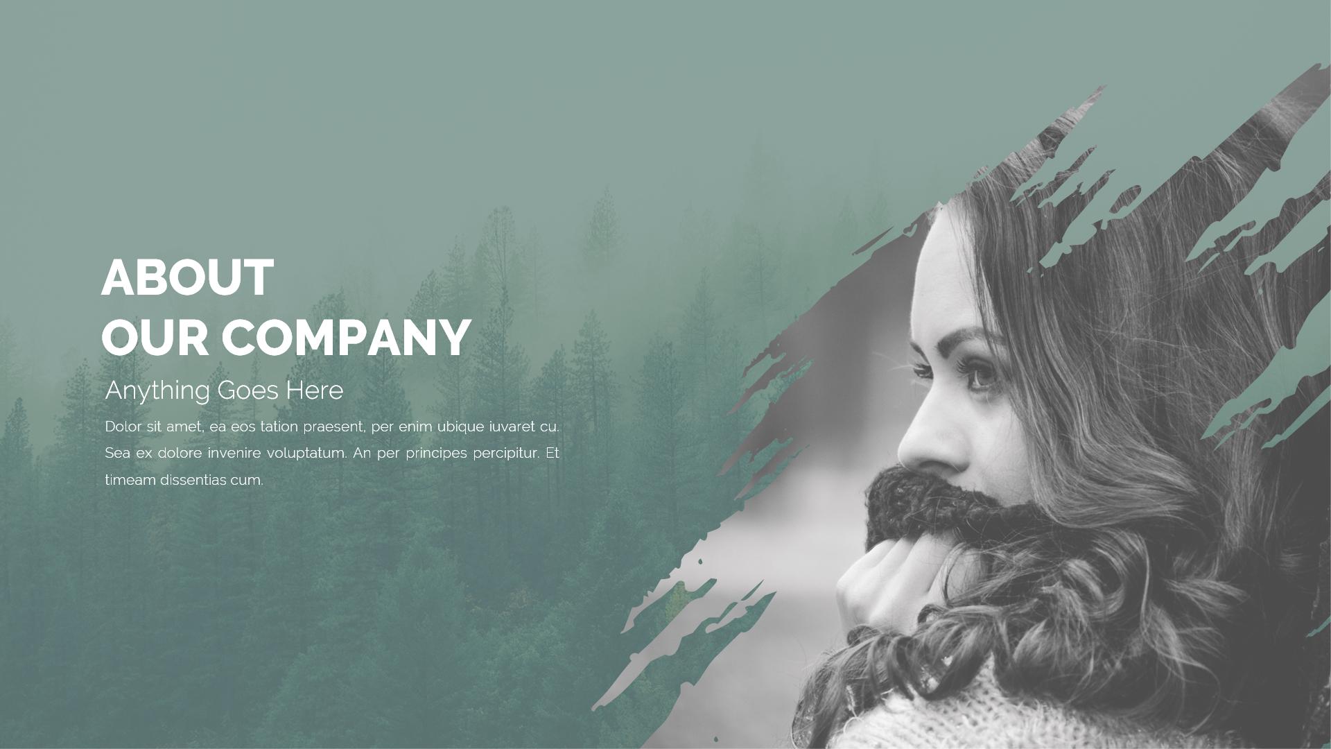 Inspired Multipurpose Google Slide Template by kuzenpower | GraphicRiver