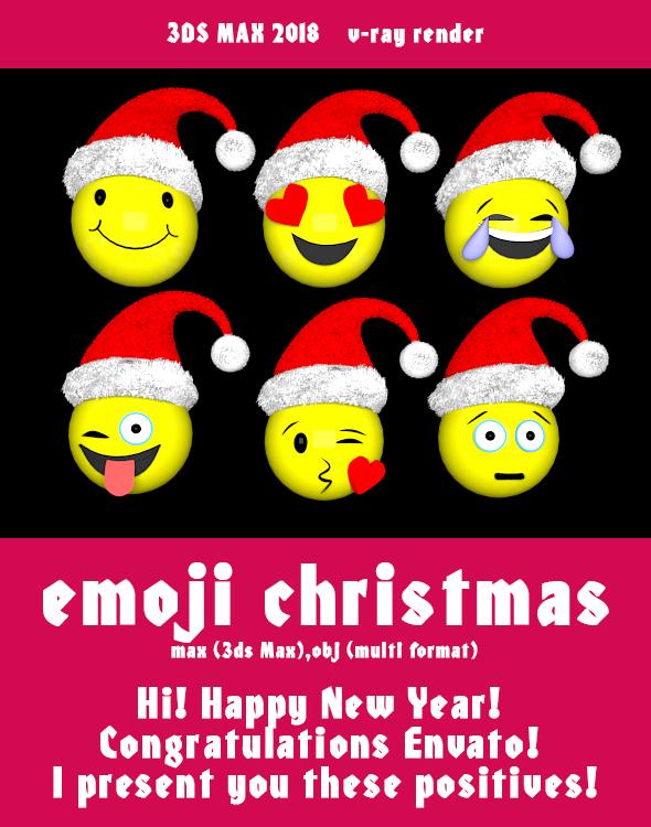 Smiley christmas