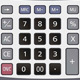 Electronic Calculator Working