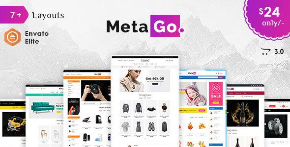 Meta Go - Opencart Multi-Purpose Responsive Theme