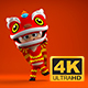 Lion Dance - Chinese New Year, Lunar year Animation - VideoHive Item for Sale