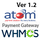 Atom Pay Payment Gateway for WHMCS - CodeCanyon Item for Sale