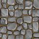 cartoon sand Paving Landscape - 3DOcean Item for Sale