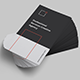 Minimalist Business Card Vol. 25 - GraphicRiver Item for Sale