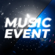 Music Event - VideoHive Item for Sale